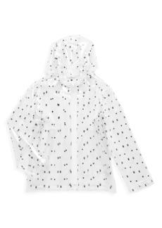 Burberry Little Kid's & Kid's Jem Star Monogram Jacket