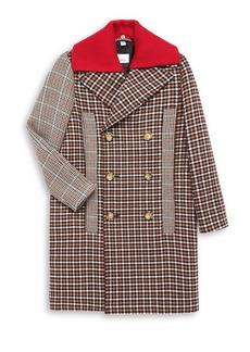 Burberry Little Kid's & Kid's KB6 Eliot Coat