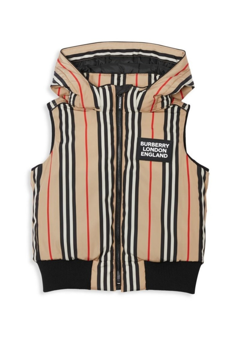 Burberry Little Kid's & Kid's Leroy Puffer Vest