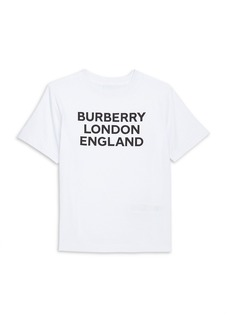 Burberry Little Kid's & Kid's Logo T-Shirt