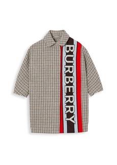 Burberry Little Kid's & Kid's Sheena Update Coat