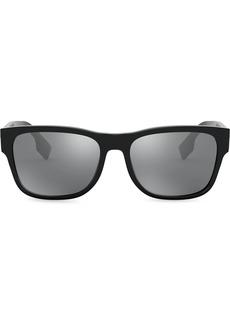 Burberry Logo Appliqué Square sunglasses