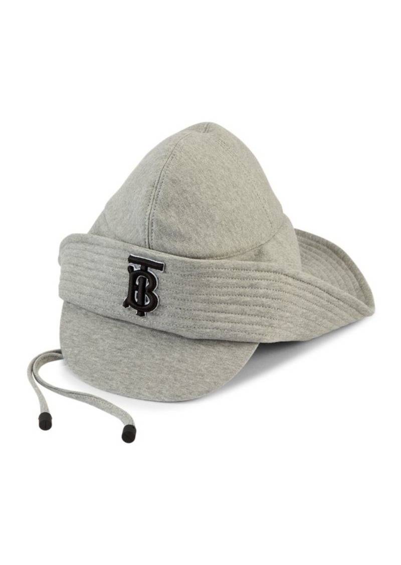 Burberry TB Monogram Motif Rain Hat