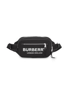 Burberry logo-print ECONYL® belt bag