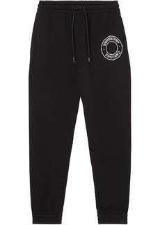 Burberry logo-print track pants