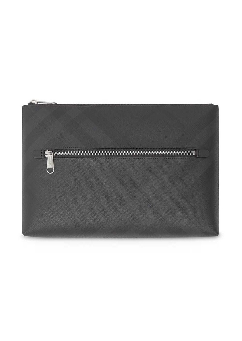 Burberry London Check Zip Pouch