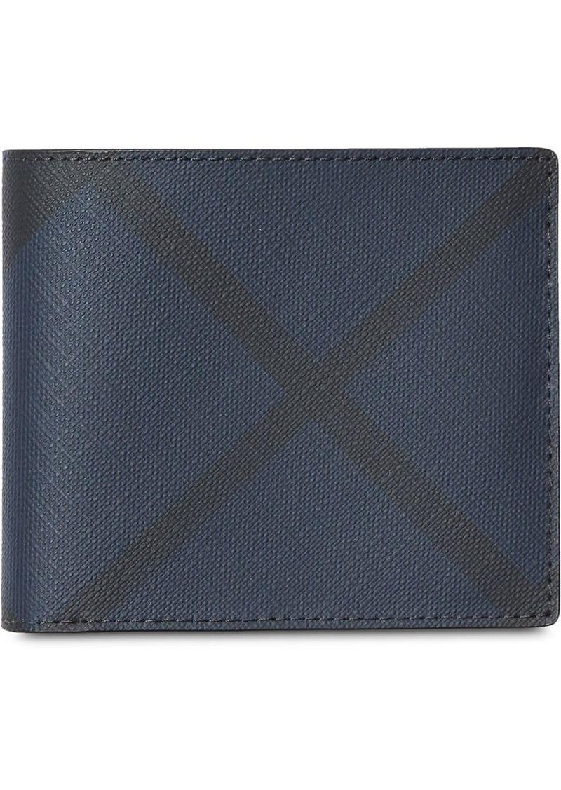 Burberry london international bifold wallet
