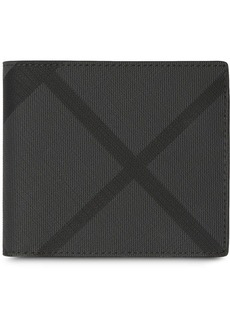 Burberry london international bifold wallet