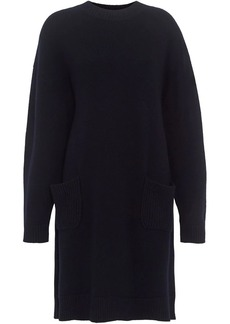 Burberry long-sleeve sweater dress