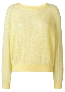 Burberry long sleeved jumper
