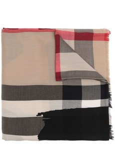 Burberry Love print scarf