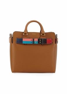 9f8a7f6e1762 Burberry Marais Medium Belted Leather Tote Bag