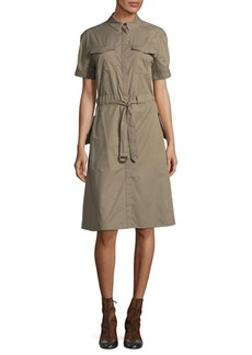 Burberry Martial Cotton Dress
