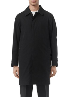 Burberry Men's Camden Water-Resistant Car Coat