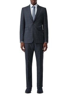 Burberry Men's Classic Two-Piece Wool Suit