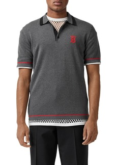 Burberry Men's Hadlow Polo Shirt