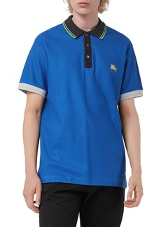 Burberry Men's Hursford Cotton Polo Shirt