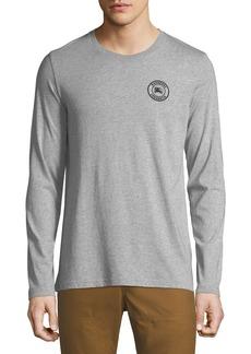 Burberry Men's Jenson Long-Sleeve T-Shirt