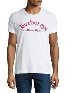 Burberry Men's Pairi Logo-Graphic T-Shirt