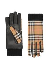 Burberry Men's Rib Gloves