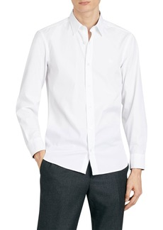 Burberry Men's William Stretch-Poplin Sport Shirt
