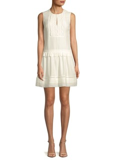 Burberry Mini Sleeveless Dress