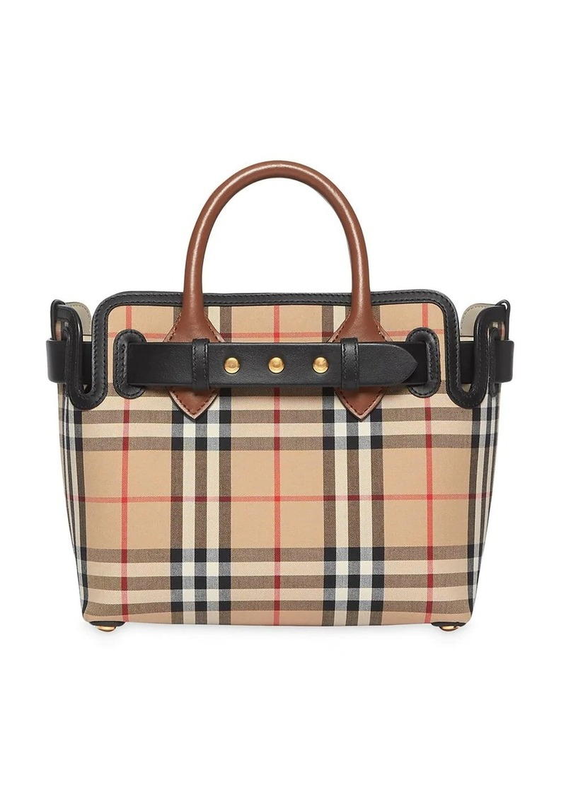 Burberry mini Vintage check bag