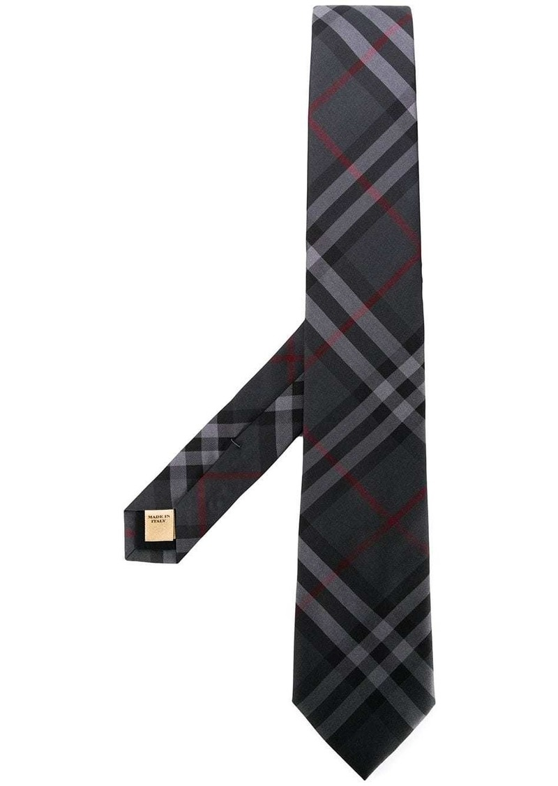 Burberry Modern Cut Vintage Check Tie