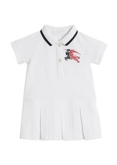 Burberry Molly Anna Logo Polo Dress