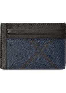 Burberry money clip card case
