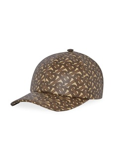 Burberry Monogram Baseball Cap