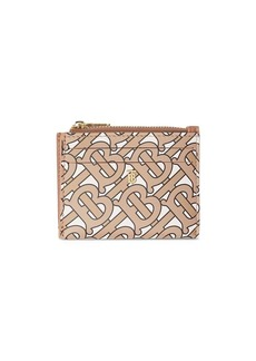 Burberry Monogram Print Coin Purse