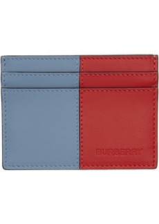Burberry Multicolor Sandon Card Holder