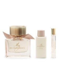 My Burberry Blush Eau de Parfum, Eau de Parfum Mini & Body Lotion 3-Piece Set