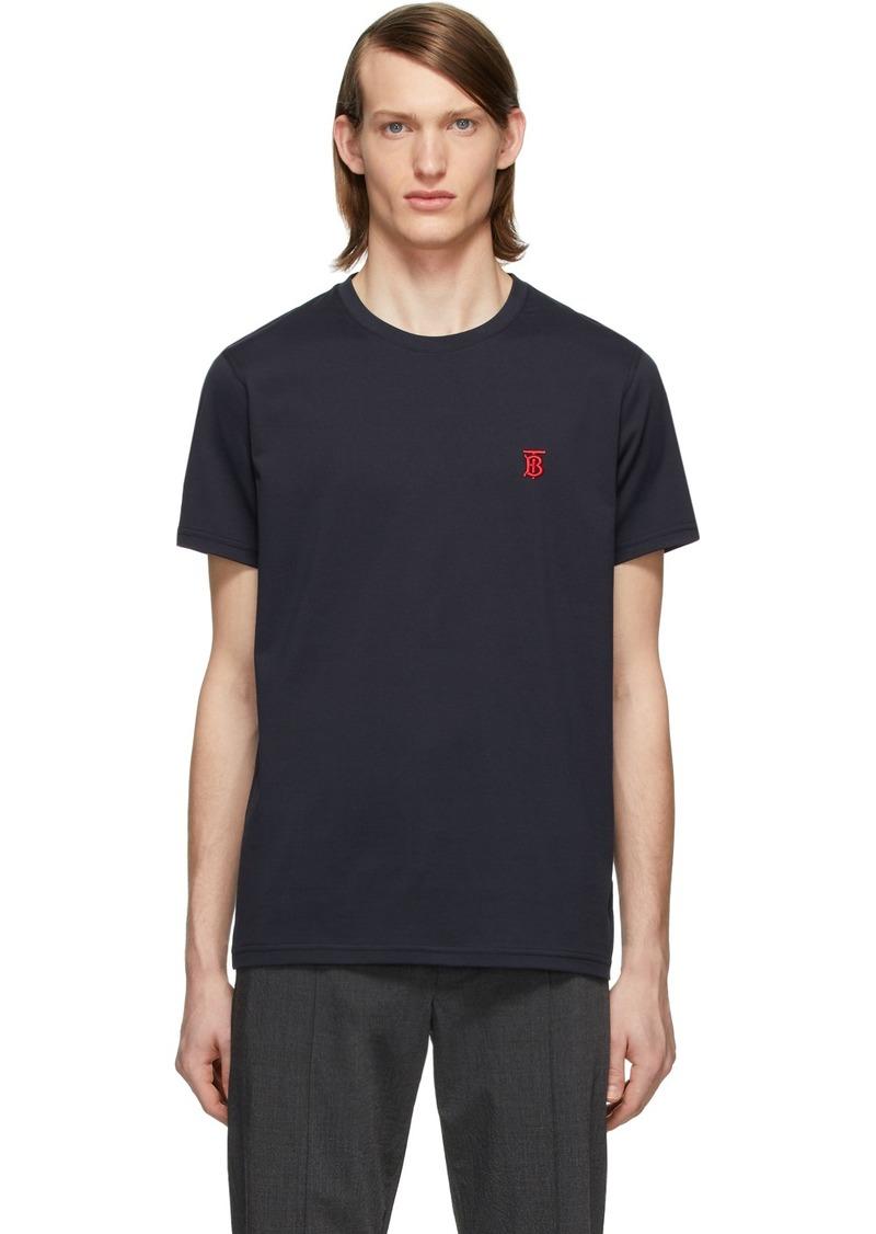 Burberry Navy Parker T-Shirt