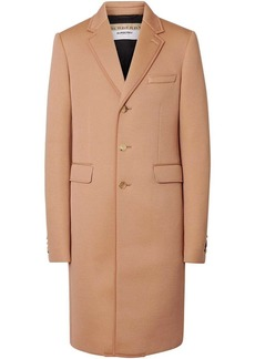 Burberry Neoprene Tailored Coat