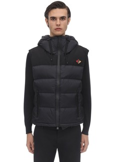 Burberry Nylon Down Vest