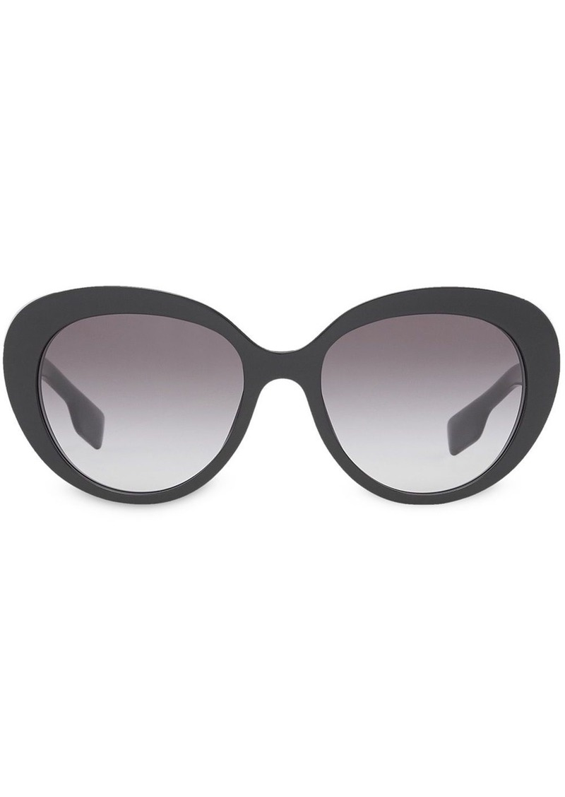 Burberry oversized cat-eye sunglasses