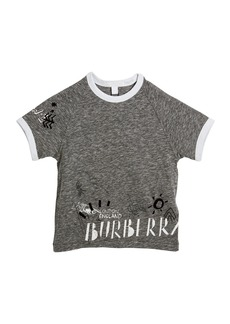 Burberry Patrick Graphic Raglan T-Shirt