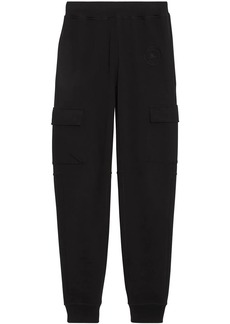 Burberry Pocket Detail Cotton Jersey Trackpants