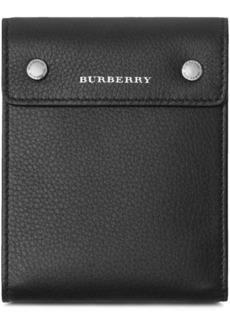 Burberry press-stud international wallet