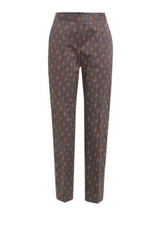 Burberry Printed Cotton Pants