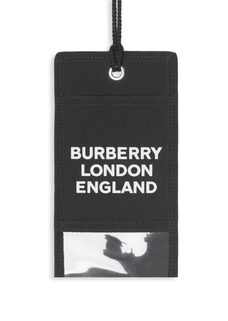 Burberry Printed Logo Card Holder