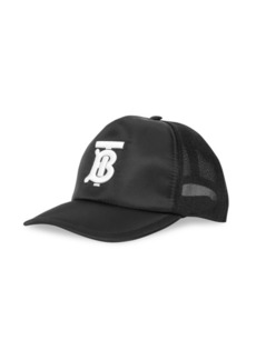 Burberry TB Monogram Motif Baseball Cap