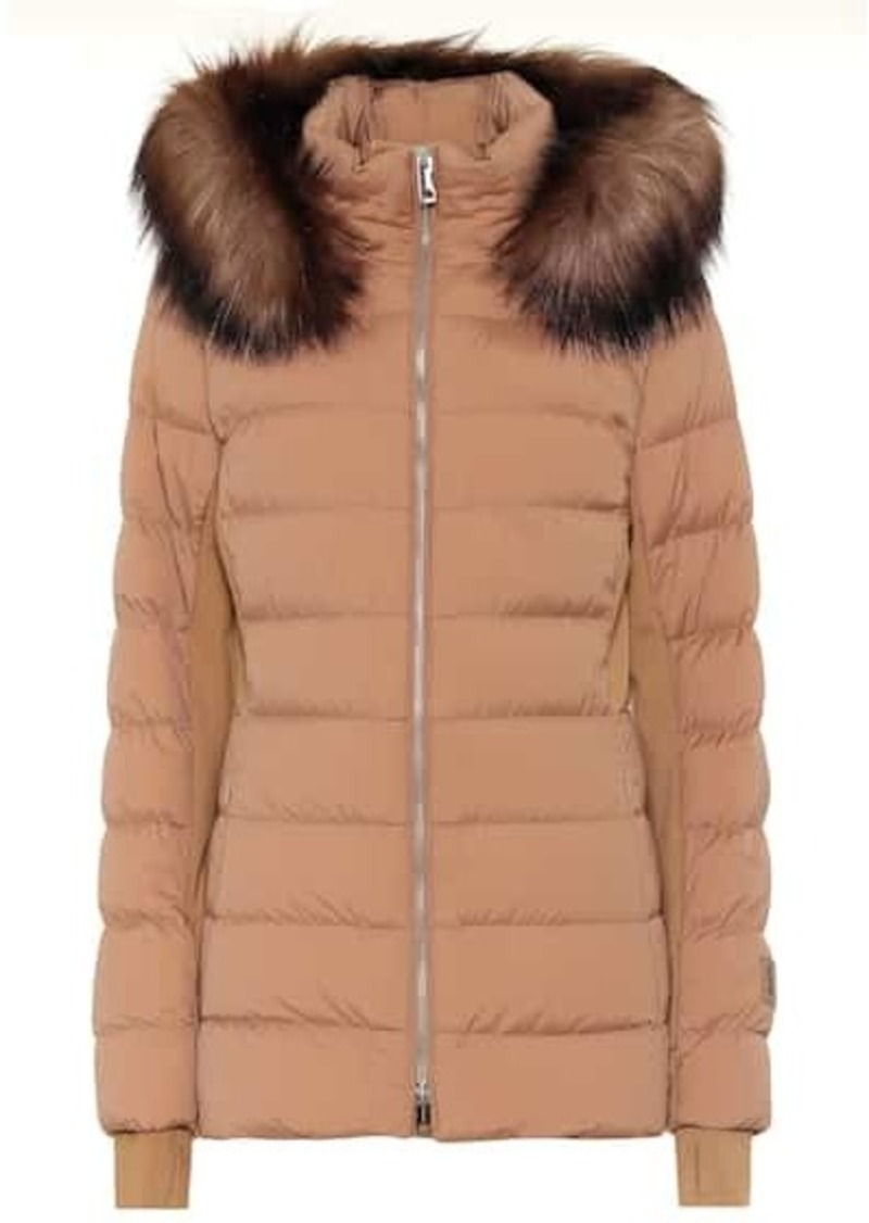 Burberry Quilted down jacket