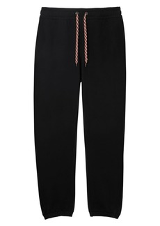 Burberry Raine Embroidered Joggers