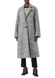 Burberry Ravenhall One-Button Coat