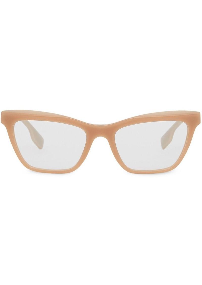 Burberry rectangular-frame glasses