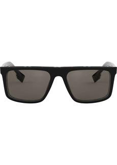 Burberry rectangular-frame sunglasses