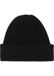 Burberry Rib Knit Wool Beanie